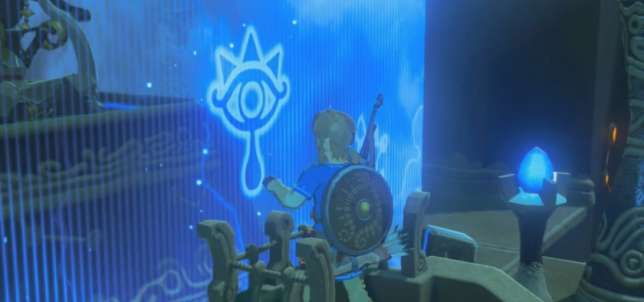 Une centaine de sanctuaires souterrains réservent des énigmes retorses au joueur.