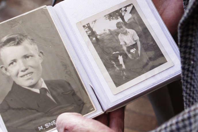 Michael Snell, 74ans, a immigré du comté de Gloucestershire (Angleterre) en Australie en 1950.