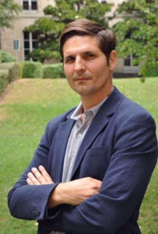 Yann Algan, doyen de l'école des Affaires publiques de Sciences Po.