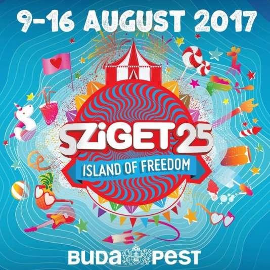 Le Sziget Festival, du 9 au 16 août.