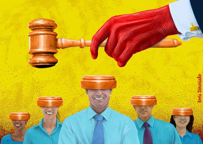 Le Web a considérablement augmenté le nombre d'annonces, ce qui rend leur régulation difficile. L'automatisation du traitement des dépôts d'annonces sur les sites de recrutement facilite ainsi la diffusion d'offres d'emplois illégales.