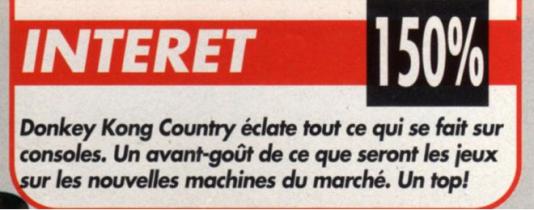 En 1994, la revue française «Consoles+» attribue un 150% à «Donkey Kong Country», dans un contexte d'inflation galopante des notes.
