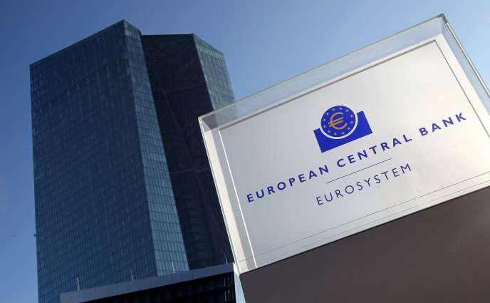 La BCE, à Francfort (Allemagne).