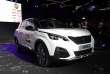 Le SUV Peugeot 3008 a été désigné «voiture de l'année» 2017, lors du 87e salon international de l'automobile à Genève, lundi 6 mars.