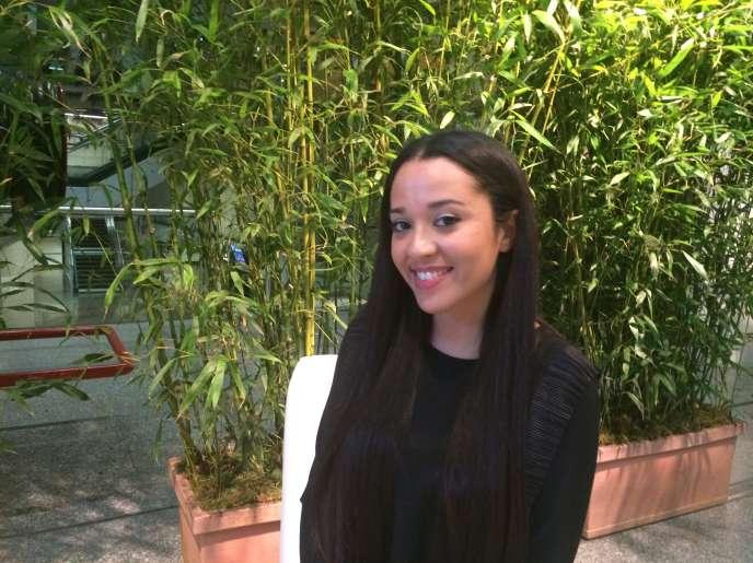 Sihame Aarab est «data scientist» chez Microsoft.