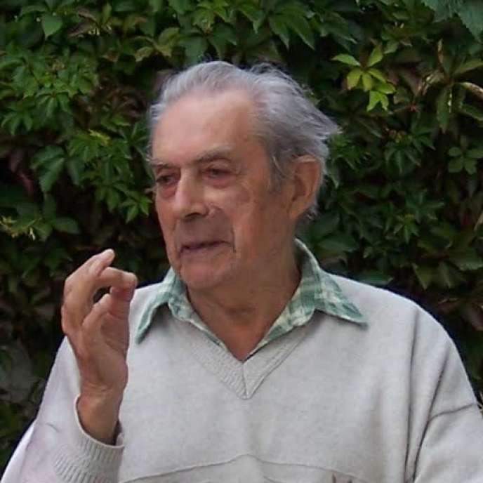 Le compositeur Claude Pascal.