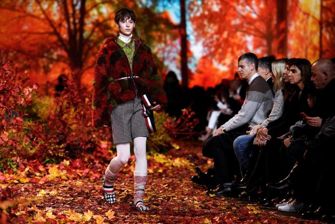 Moncler Gamme Rouge.