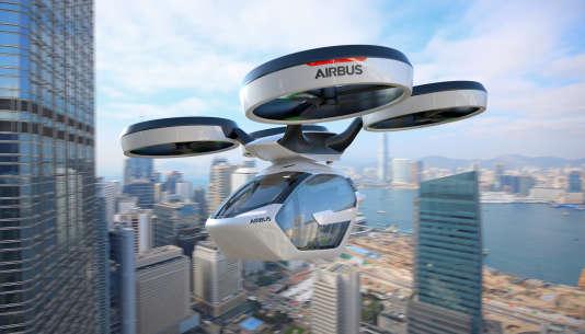 Le Pop.Up dans sa configuration« drone».