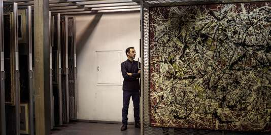 Pollock Rothko Bacon T H Ran Expose Enfin Sa Collection