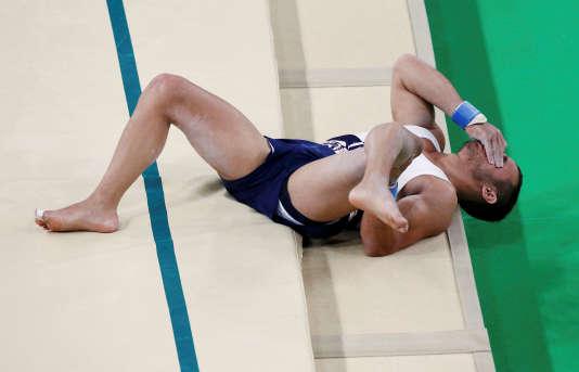Le 6 août 2016, Samir Aït-Saït se fracture le tibia péroné au JO de Rio, lors de la finale du saut de cheval.