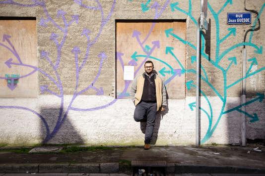 Ali Rahni 45 ans, éducateur spécialisé et militant associatif de terrain.