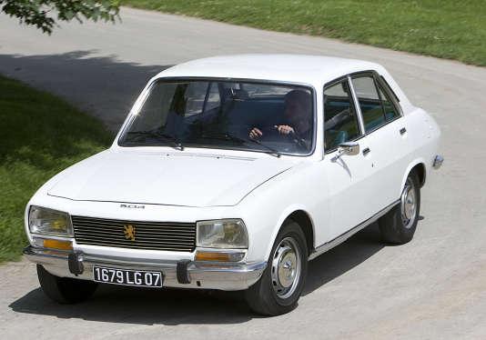 voiture 504