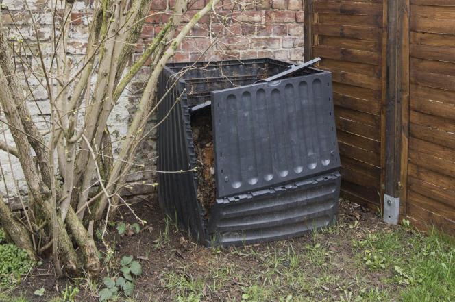 Participante au « défi» 2015, la famille Pattyn, de Roubaix (Nord), a renoncé aux poules mais a conservé l'usage du compost.
