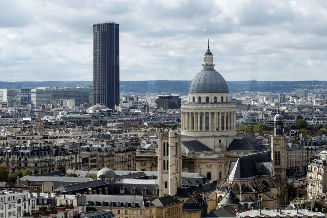 La région Ile-de-France compte trois académies : Versailles, Créteil et Paris.