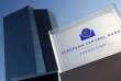 Siège de la BCE, à Francfort.