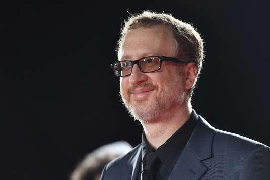 La réalisateur James Gray lors de la première du film à Londres, le 16 février 2017.