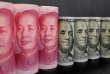 Donald Trump a accusé Pékin d'affaiblir délibérément sa devise pour doper ses exportations.