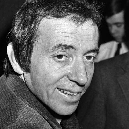 Pierre Bouteiller, le 16 novembre 1976