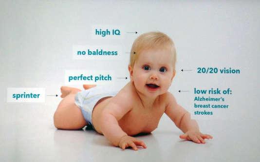 Un être humain sans calvitie et avec une vision parfaite : c'est ce que laisse entrevoir la technologie d'ingénierie génétique développée avec le Crispr-cas9, comme l'a expliqué Jennifer Doudna dans sa présentation.