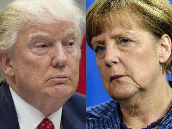 Le nouveau président des Etats-Unis, Donald Trump, reçoit vendredi 17 mars à la Maison Blanche la chancelière allemande, Angela Merkel, à l'occasion d'une première rencontre officielle placée sous le sceau de l'incertitude.
