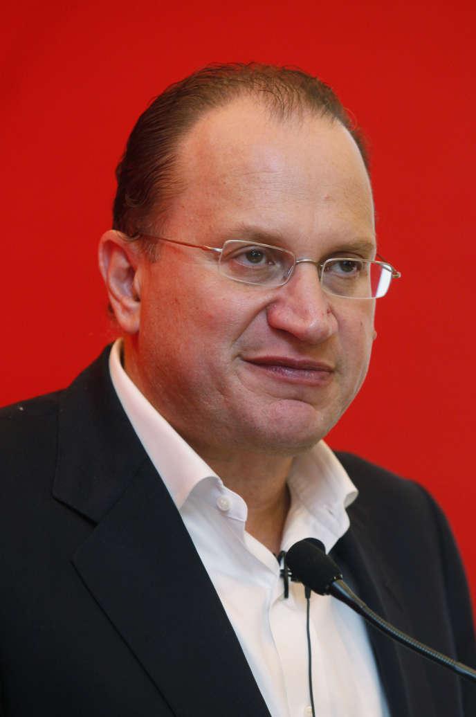 Mark Tucker vient d'être nommé président de la banque britannique HSBC.
