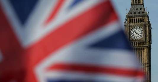 Le Parlement britannique, le 17 mars.