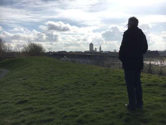 François H., dans la région de Dunkerque, le 7 mars 2017.