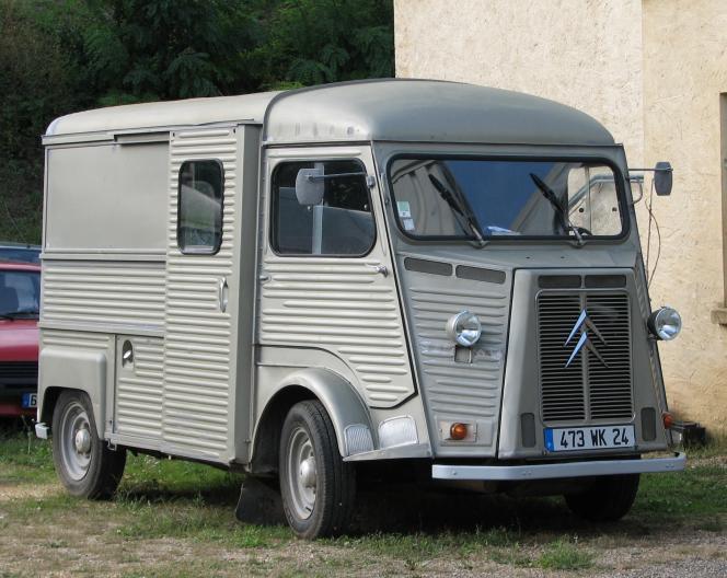 Le Type H, un grand classique du paysage des annes 1950-1970.