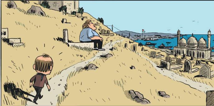 « Gérard. Cinq années dans les pattes de Depardieu», page 4.