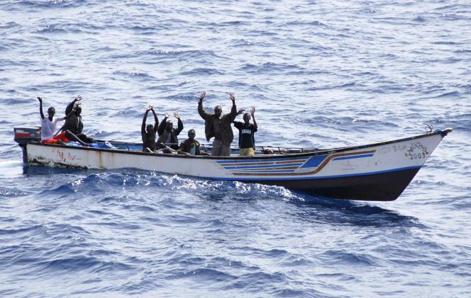 La piraterie somalienne, qui avait repris à une échelle industrielle en2005, a connu son apogée en2011.