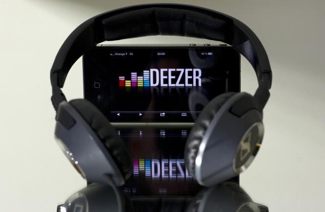 Pour Deezer, l'alliance avec Darty lui permettra detenir le choc face au rouleau compresseur Spotify et ses 60millions d'abonnés et à la menace Apple (20millions).