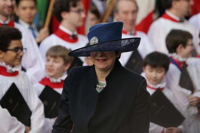 Après l'accord du Parlement obtenu lundi, Mme May attend désormais l'assentiment de la reine.