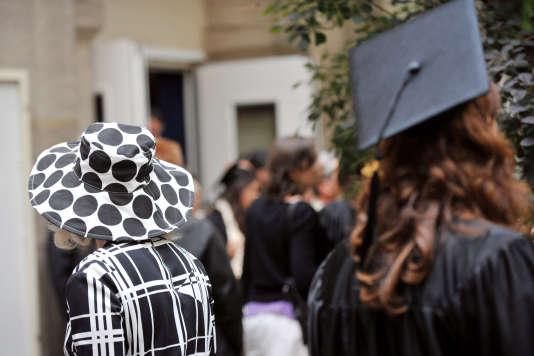 Dans les formations MBA, les femmes restent, en général, encore très largement minoritaires.