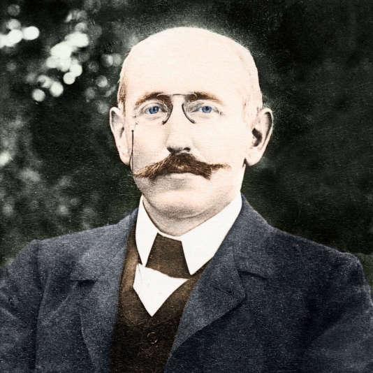 Alfred Dreyfus en 1906.