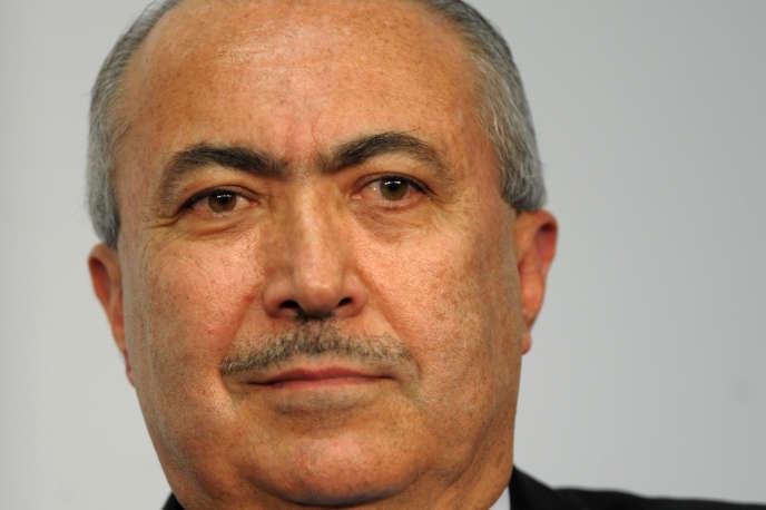 Le président de FPI, Fouad Makhzoumi, auForum Economique et Financier pour la Méditerranée, à Milan, le 21 juillet 2009.