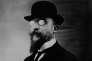 Erik Satie en 1909.
