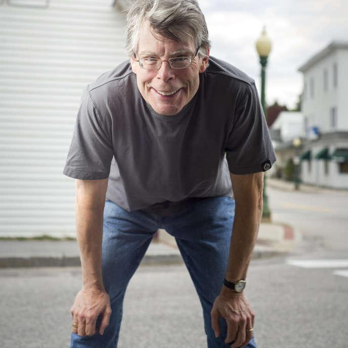 Stephen King en 2013.