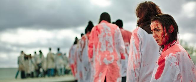 La jeune héroïne de «Grave» (Garance Marillier) découvre sa sexualité en même temps que le cannibalisme.