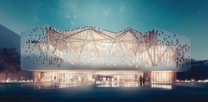 Au Havre, l'ancienne maison d'arrêt va laisser la place en 2021 à un nouvel équipement public, socioculturel et sportif.