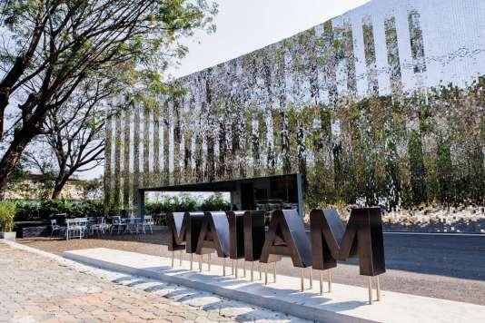 MAIIAM, Musée d'art contemporain.