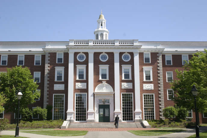 Les MBA les plus prestigieux, comme celui de Harvard Business School (photo), ne sont pas toujours les plus rentables, en raison du montant élevé des frais de scolarité.