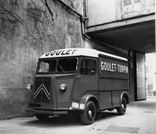Que serait devenu le petit commerce sans le « Tube» Citroën...