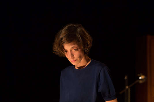 Laure Mathis dans le rôle de Doreen Gorz.
