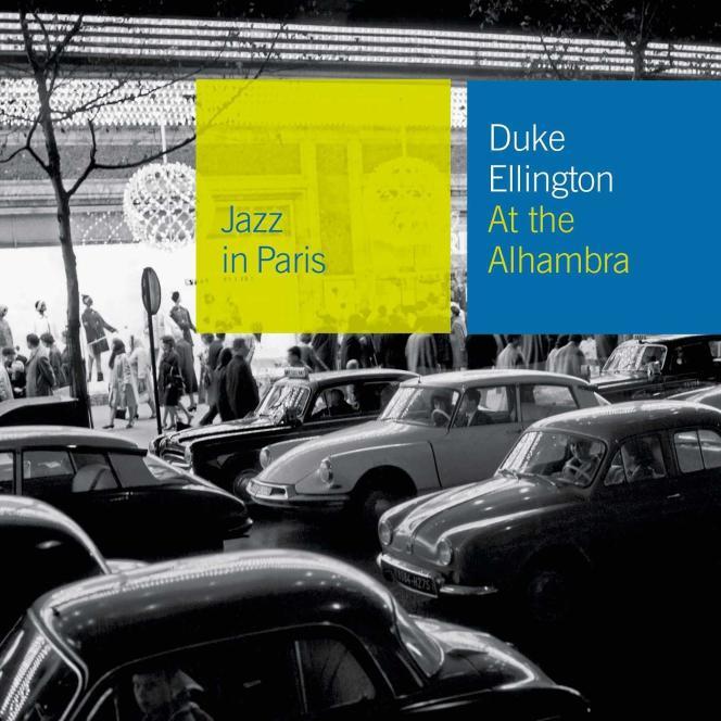 Pochette de l'album« At The Alhambra», de Duke Ellington.