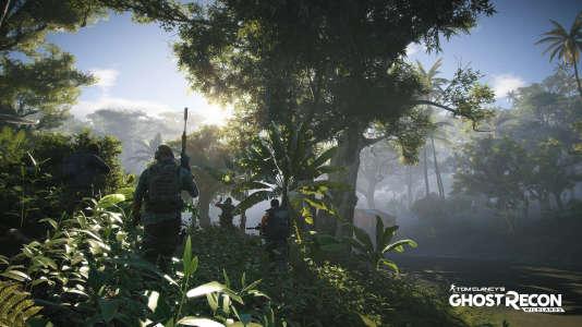 Le jeu de tir d'Ubisoft est réjouissant mais se perd un peu.