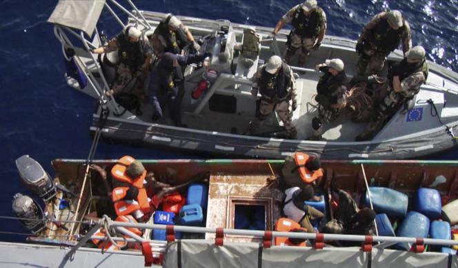 La piraterie somalienne, qui avait repris à une échelle industrielle en 2005, a connu son apogée en 2011.