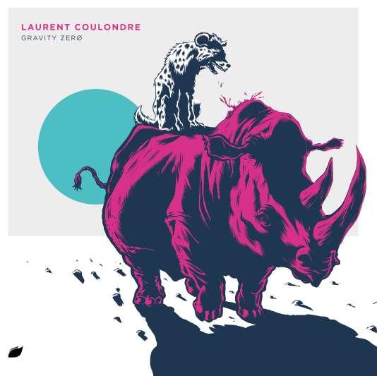 Pochette de l'album« Gravity Zero», de Laurent Coulondre.