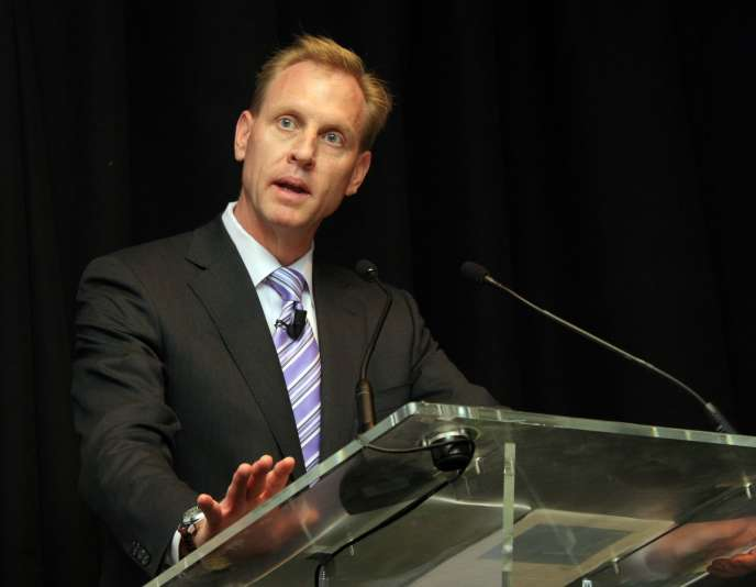 Patrick Shanahan, le 16 juin 2009, au Bourget.