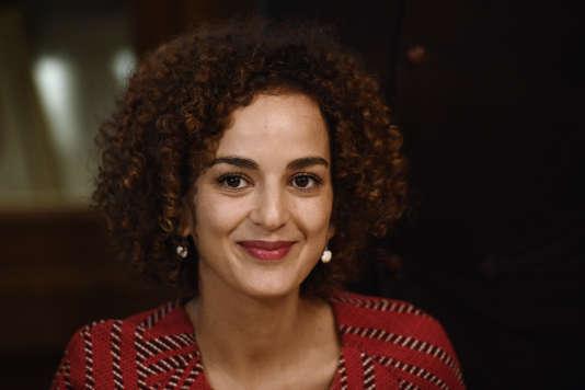 L'écrivaine Leïla Slimani a publié, en 2014, « Dans le jardin de l'ogre », après son passage aux ateliers Gallimard.