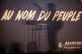 «La réponse de la psychanalyse est partout et toujours antiségrégative» (Photo: meeting de Marine Le Pen à Saint-Raphaël dans le Var, le 15 mars).
